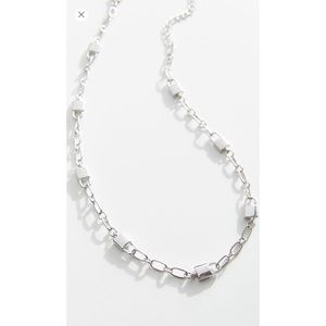 Urban outfitters lock necklace